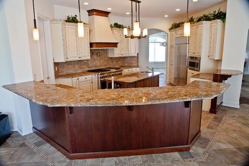 traditional kitchen 2 6