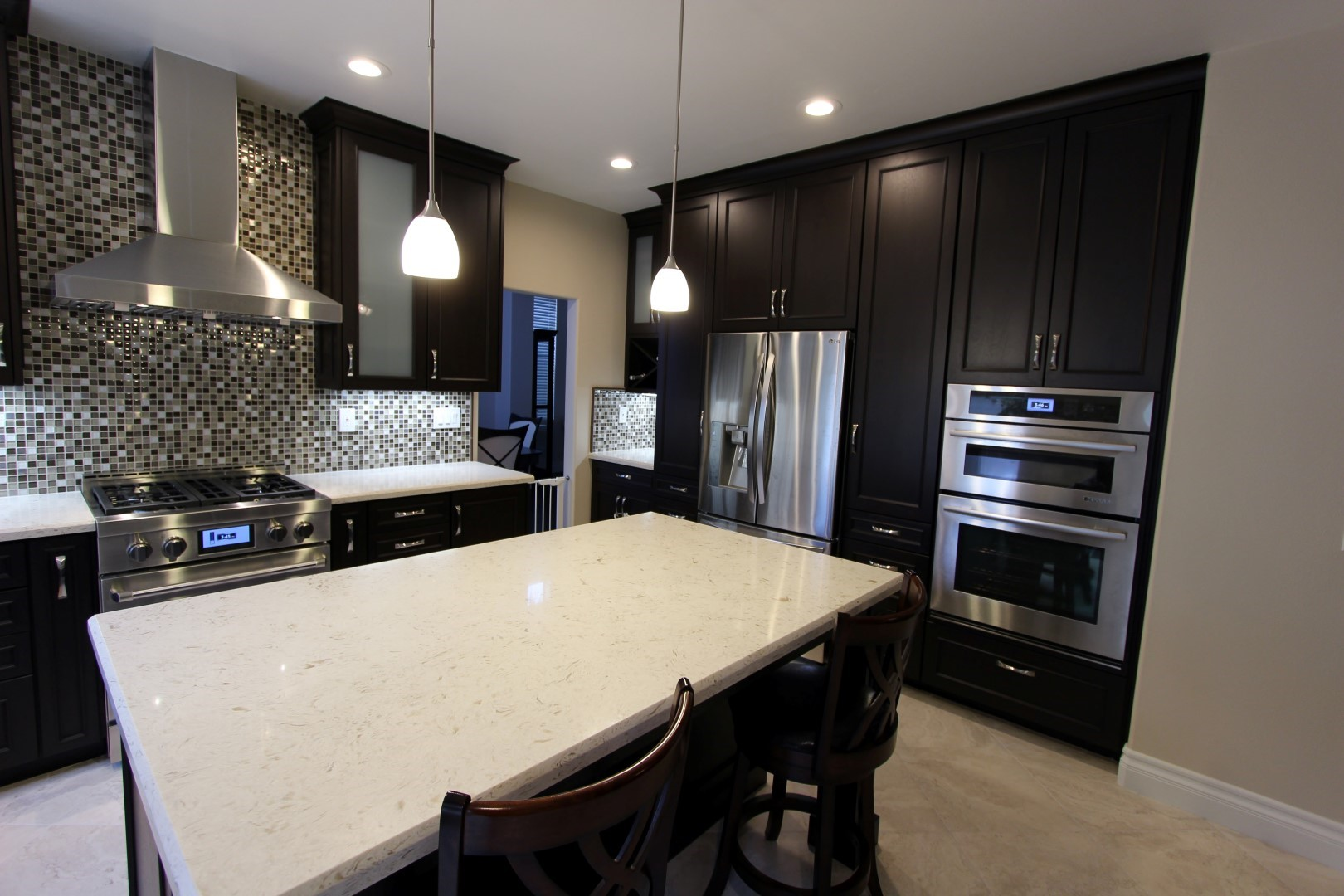 Akoya Install 1 credit to APlus Interior Design Remodeling
