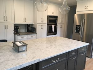 Quartz Countertop Installation